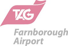 TAG - Farnborough Airport logo
